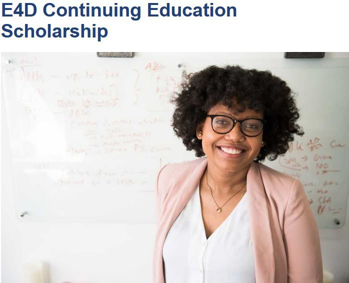 ENGINEERING-FOR-DEVELOPMENT-E4D-CONTINUING-EDUCATION-SCHOLARSHIP-PROGRAM-2020_Mopportunities.com