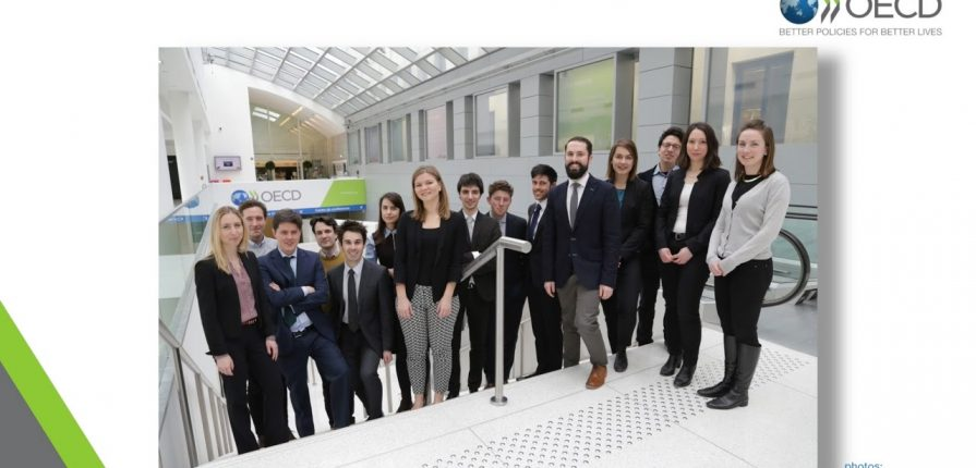 OECD Internship Programme 2020.mopportunities.com