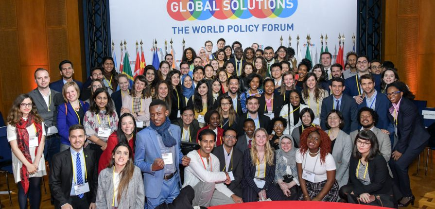 The Global Solutions Young Global Changers Programme 2020.mopportunities.com