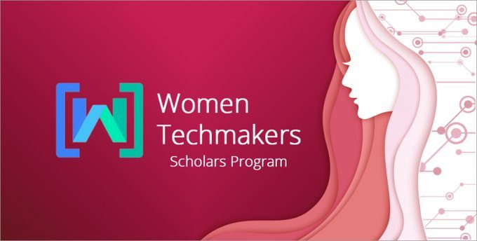 women Techmakers scholars program for computer science and gaming students in U.S. and Canada 2020-2021.mopportunities.com