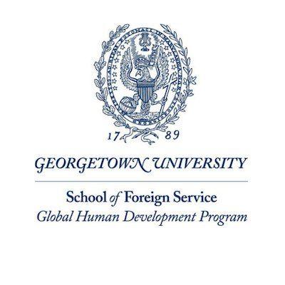 GLOBAL HUMAN DEVELOPMENT PROGRAMME GEORGETOWN UNIVERSITY.mopportunities.com