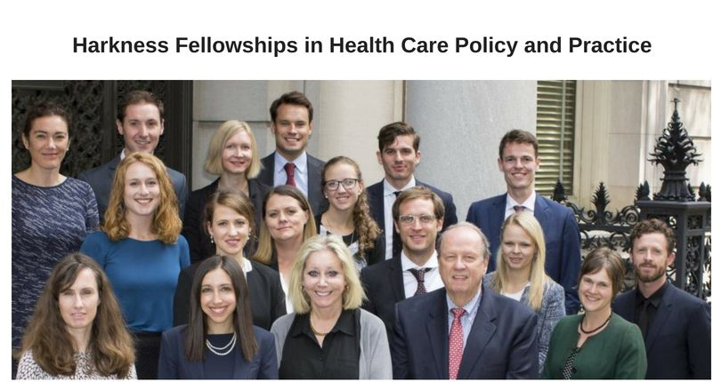 commonwealth harness fellowships in healthcare policy and practises 2020.mopportunities.com