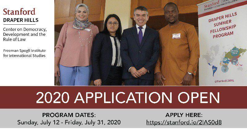 Draper Hills Summer Fellows Program 2020.mopportunities.com