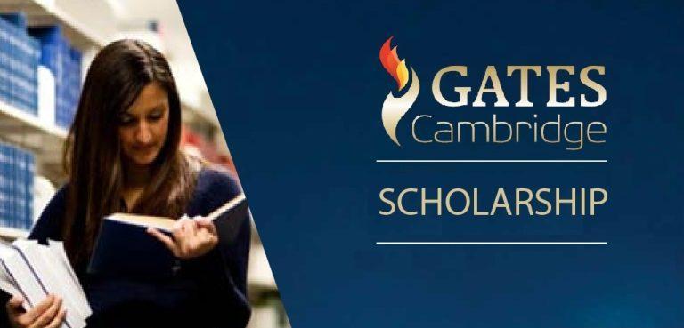 Gates Cambridge Scholarship 2020 for International Students.mopportunities.com
