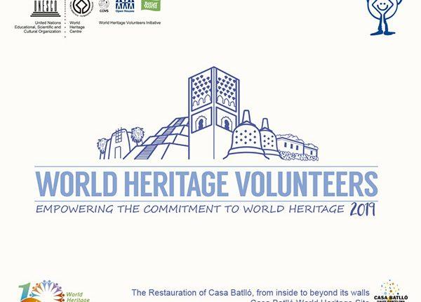 UNESCO World heritage volunteers program 2019.mopportunities.com