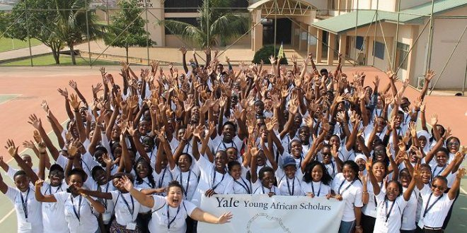Yale Young Adrican scholars Programme 2020.mopportunities.com