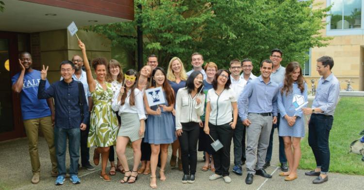 Yale Fox International Fellowship 2020 Graduate Student Exchange Program.mopportunities.com