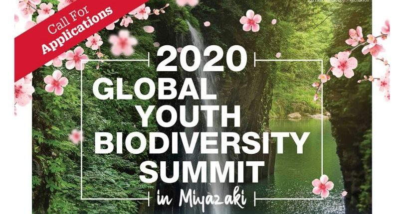 The Global Youth Biodiversity Summit 2020.mopportunities.com