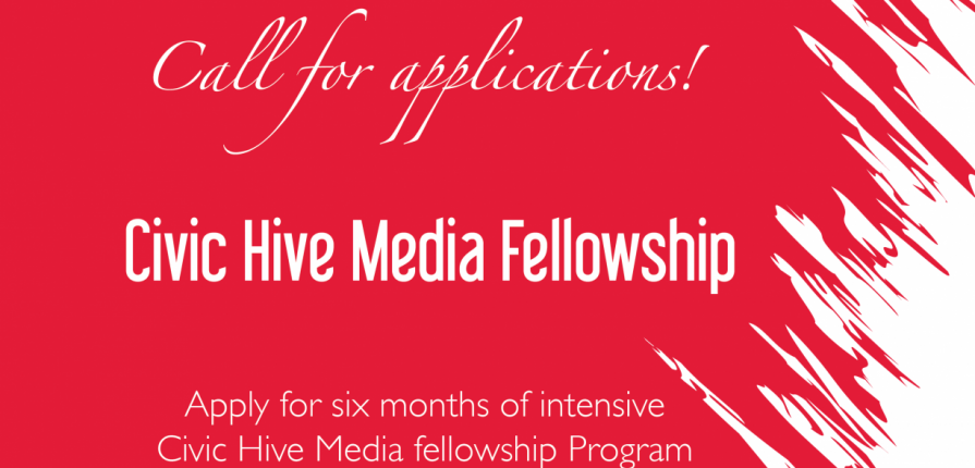 BudgIT Civic Hive Media Fellowship Program 2020.mopportunites.com