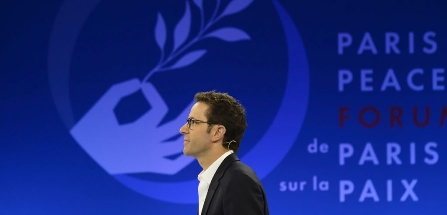 Paris Peace Forum 2020 Call for Projects with concrete solutions to tackle Global Challenges.mopportunities.com