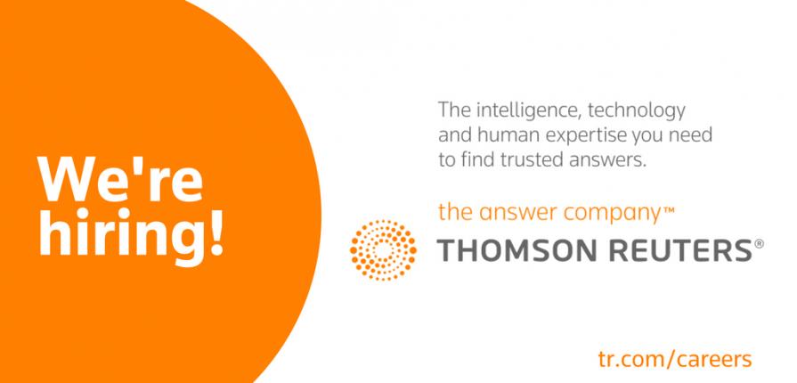 Thomson Reuters Paid Marketing Summer Internship 2020.mopportunities.com