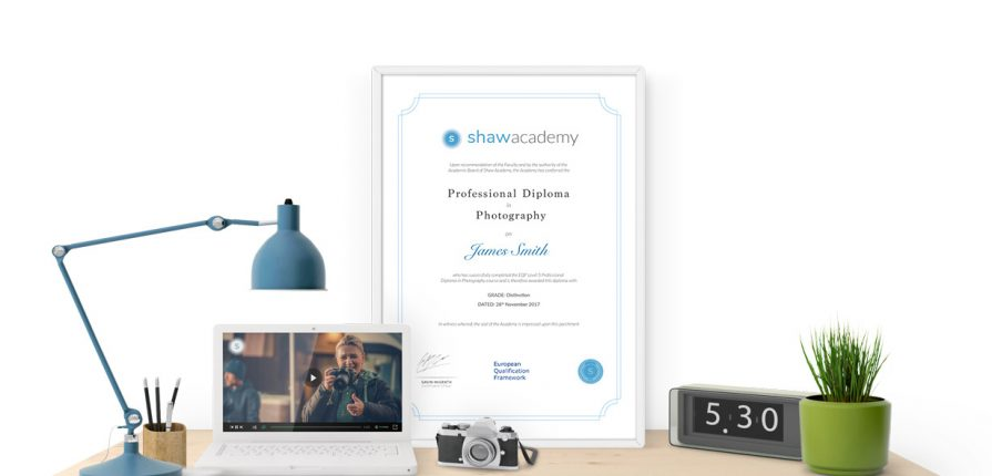 shaw academy- professional diploma in photography.mopportunities.com