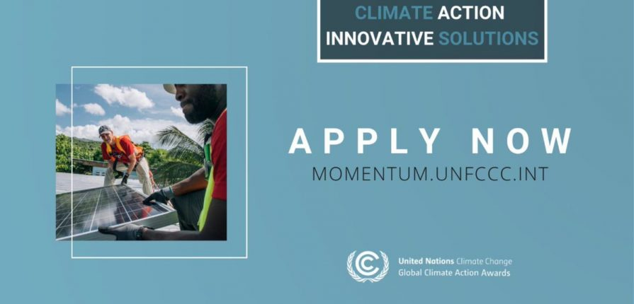 United Nations Global climate action award 2020 (fully funded to Scotland).mopportunities.com