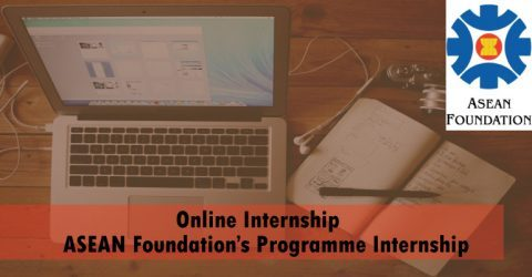 ASEAN Foundation Programme Intern (Remote).mopportunities.com