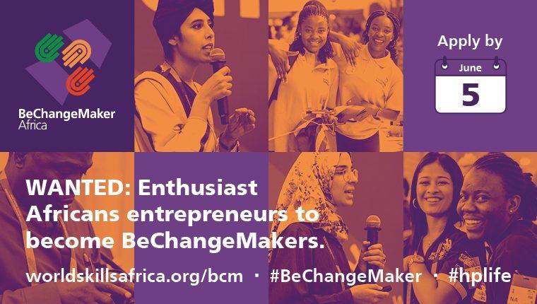 BeChangeMaker-Africa-2020_mopportunities.com