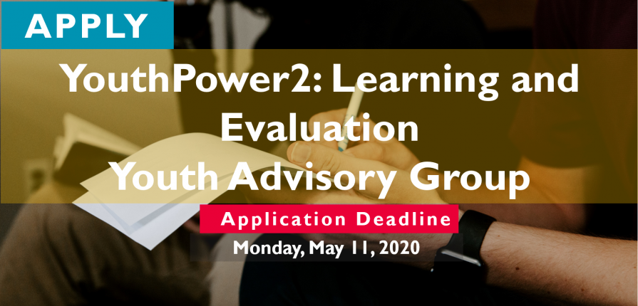 YouthPower2- Learning and Evaluation Youth Advisory Group.mopportunities.com