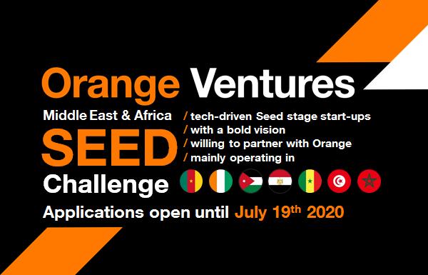 Orange-Ventures-MEA-Seed-Challenge-2020-for-Entrepreneurs_mopportunities.com