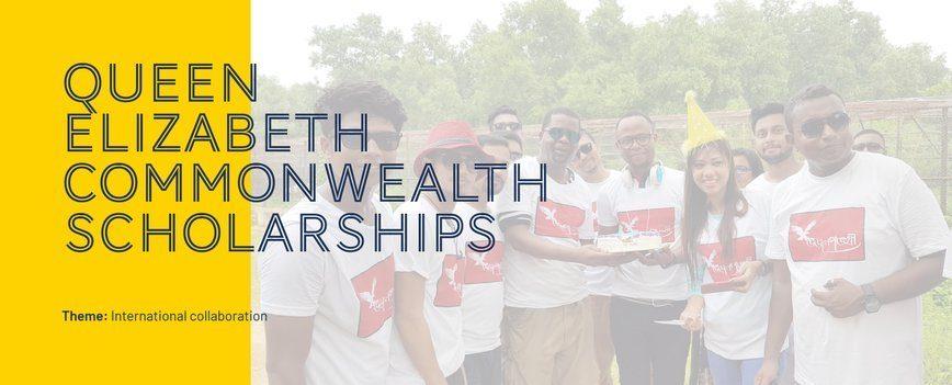 Queen Elizabeth Commonwealth Scholarships for Masters Program 2020.mopportunities.com