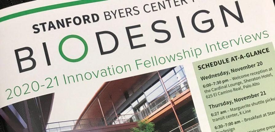 Stanford Academic Calendar 2021-2022 Stanford Biodesign Innovation Fellowship 2021 2022 (Stipend