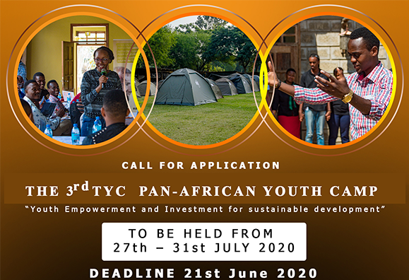 TYC-3rd-Pan-African-Youth-Camp-2020-for-Young-Changemakers_mopportunities.com