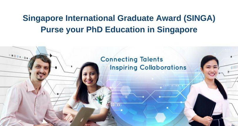 singapore-international-graduate-award-singa-for-phd-studies-in-singapore-2021_mopportunities.com