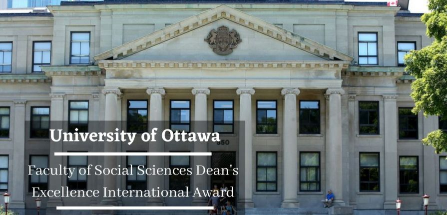 University-of-Ottawa-Faculty-of-Social-Sciences-Deans-Excellence-International-Award_mopportunities.com
