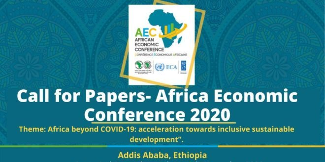 call-for-papers-african-economic-conference-2020-sponsorship_mopportunities.com