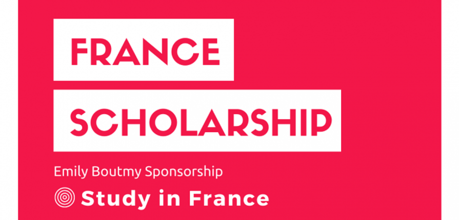 Emile Boutmy Scholarships 2021/2022 for International ...