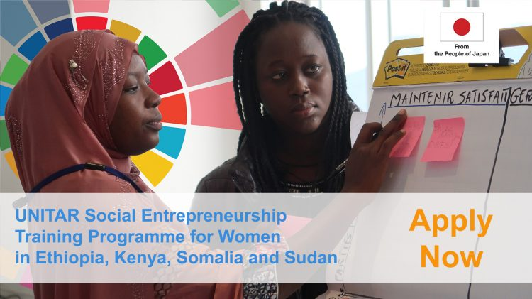 UNITAR Social Entrepreneurship Training Programme_mopportunities.com