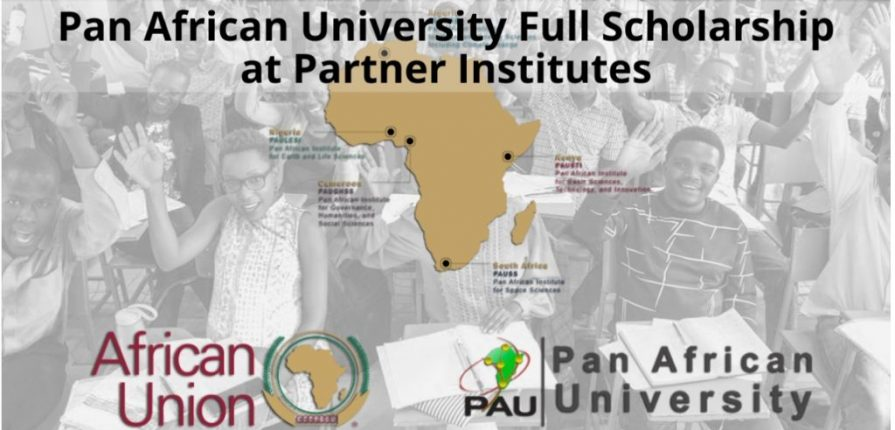 African-Union-Pan-African-University-Masters-Ph.D.-Scholarships-2020-for-African-Students_mopportunities.com